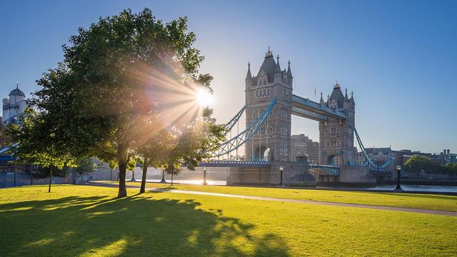Получение туристической британской визы